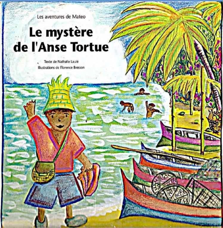 Matéo et le mystère de l'anse tortue