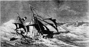Couv Séraphin, peri en mer