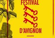 Affiche festival d'avignon